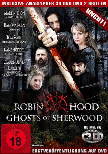 Robin Hood: Ghosts of Sherwood (Uncut) (inkl. anaglypher 3D DVD und 2 Brillen) Preisvergleich
