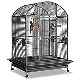 Montana Cages | Grande Castell - Antik von Montana Cages frachtfrei Papageienkäfig XXXL