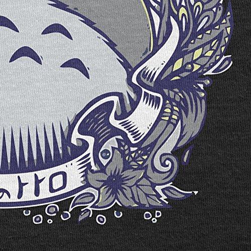 NERDO - Nachbarn - Herren T-Shirt Schwarz