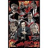 Grupo Erik Editores GPE4936 - Póster Tarantino XX, 61 x 91,5 cm