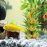 Lunji Tall Artificial Plant Plastic Aquarium Grass - Fish Tank Decoration Landscape Decor 8