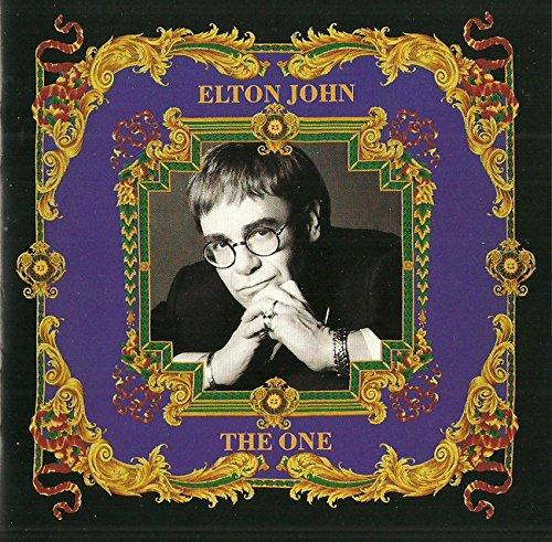 incl. Emily (Cover Concept by Gianni Versace) (CD Album Elton John, 11 Tracks)