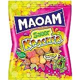 Haribo Maoam, Sauer Kracher, Dragees, Kaubonbon, Im Beutel, 175 g