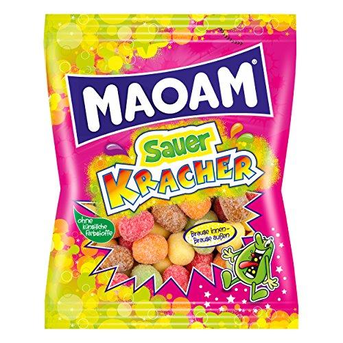 Maoam Sauer Kracher Kaubonbons 175 g