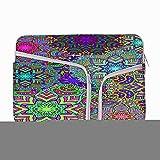 Elektrische Kleidung Muster 242015bis 15,6Protective Neopren mit Tragetasche aus Tasche für MacBook Pro 15/Macbook Pro 15Touch Bar & 35,6cm Acer Dell HP Lenovo Chromebook