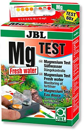 Mg Magnesium Schnelltest für Süßwasser Bestimmung des Magnesiumgehalts