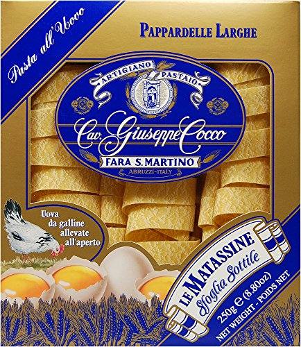 Giuseppe Cocco - Pappardelle larghe