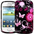fi9TM SAMSUNG GALAXY FAME S6810 LUXURY SOFT FLORAL SILICONE SILICON GEL CASE COVER POUCH STYLISH PRINTED SKIN + SCREEN PROTECTOR
