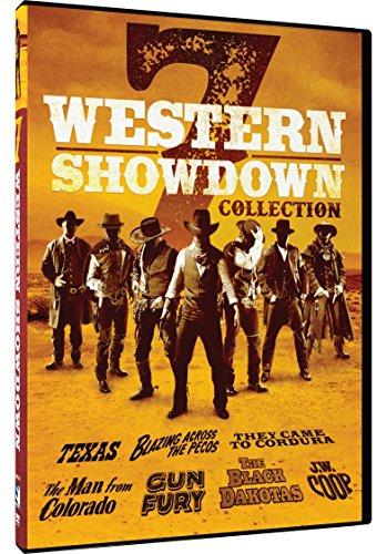 Preisvergleich Produktbild 7 WESTERN SHOWDOWN: TEXAS / JW COOP / THEY CAME TO - 7 WESTERN SHOWDOWN: TEXAS / JW COOP / THEY CAME TO (2 DVD)