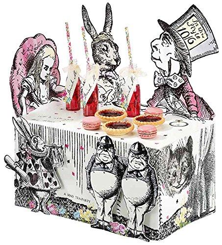 Talking Tables Alice im Wunderland Büffet (Wunderland Party Eine Im Für Ideen Alice)