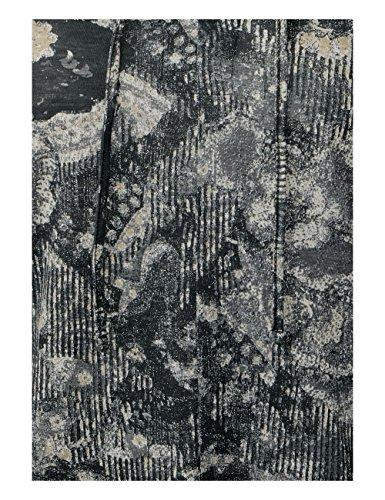 Cecil Damen Langarmshirt Schwarz (Black 30001)