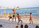 SunVolley® Beach-Volleyball-Netz
