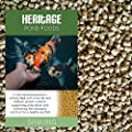 Heritage Premium Sinking Health Koi Fish Food Pellets Pond Feed Goldfish