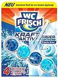WC Frisch Kraft-Aktiv Duftspüler Frische Brise Paket, 10er Pack (10 x 50 g)