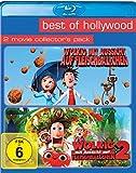 Wolkig mit Aussicht auf Fleischbällchen/Wolkig mit Aussicht auf Fleischbällchen2 - Best of Hollywood/2 Movie Collector's Pack [Blu-ray]