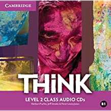 Think Level 2 Class Audio CDs (3)