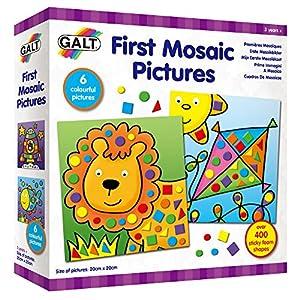 Galt Toys mosaicos, Multicolor (1004591) , Modelos/colores Surtidos, 1 Unidad