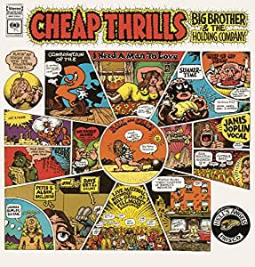 Cheap Thrills [Janis Joplin]