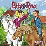 Bibi & Tina 2018 - Comickalender, Kinderkalender, Broschürenkalender, Pferdekalender  -  30 x 30 cm