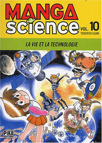 Manga Science Edition simple Tome 10