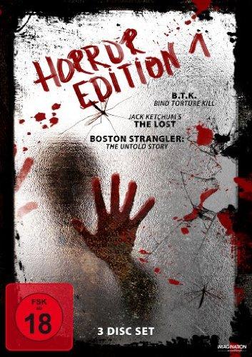 Bild von Horror Edition 1 (B.T.K./Jack Ketchum's The Lost - Teenage Serial Killer/The Boston Strangler) (3 Disc Set) [Collector's Edition]