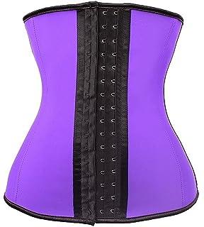 Gotoly Donna Corsetto Dimagrante Body Intero Modellante Cintura Intimo Shaper Aperto Busto Shapewear Contenitivo Snellente Bodysuit Traspisante Attillato Morbido