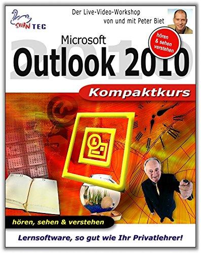 Preisvergleich Produktbild MS Outlook 2010 Video-Training - Der große Praxiskurs auf DVD [Interactive DVD]