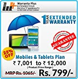 Warranty Plus 1 Year Extended Warranty o...