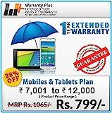 Warranty Plus 1 Year Extended Warranty o...
