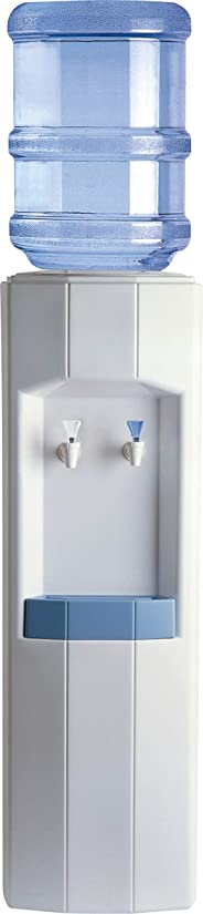 Crystal Mountain Water Dispenser, Cook And Cold, White, Aleg2Wtw20C