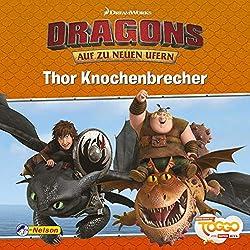 Maxi-Mini 28: Dragons - Thor Knochenbrecher (Nelson Maxi-Mini)