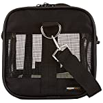 Amazon Basics Pet carrier bag, soft side panels 22