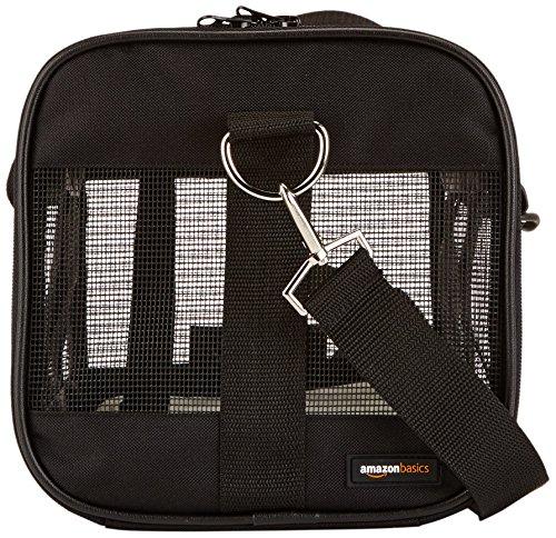 Amazon Basics Pet carrier bag, soft side panels 9