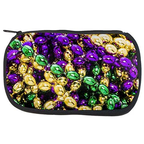 Old Glory Mardi Gras Beads Makeup Bag Multi Standard 1 Größe