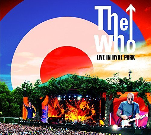 Live In Hyde Park [3 LP][DVD Combo] by The Who (2015-05-04)