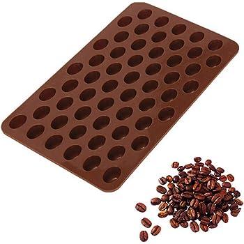 Gluckliy Kaffeebohnen Jelly Form Cookie Sussigkeiten Formen