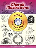 Ready-to-use Old-fashioned Cherub Illustrations (Dover Electronic Clip Art)