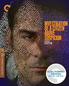 Criterion Collection: Investigation of a Citizen [Blu-ray] [US Import]