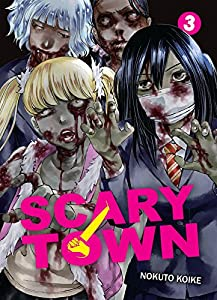 Scary town Edition simple Tome 3