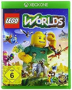 lego worlds xbox one games. Black Bedroom Furniture Sets. Home Design Ideas