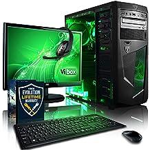 Vibox VBX-PC-1485 - Ordenador de sobremesa (AMD A Series Quad Core A8, 8 GB de RAM, 1 TB, AMD Radeon HD, no operating system)