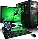 Vibox Standard 3 PC Gaming Computer con War Thunder Voucher di Gioco (3,8GHz AMD A6 Dual-Core Processore, Radeon R5 Grafica Chip, 8GB DDR4 2133MHz RAM, 1TB HDD, Senza Sistema Operativo)