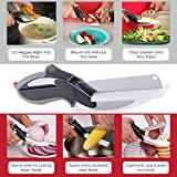 3-in-1 Kitchen Smart Cutter Knife & Chopping Board from the House of INVOGUE RETAIL