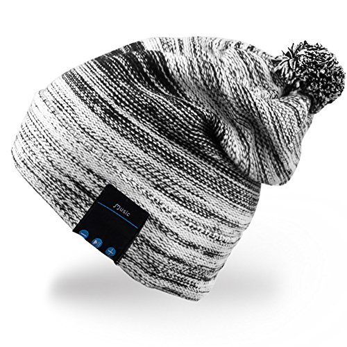 rotibox-winter-comfy-bluetooth-beanie-pom-pom-hat-w-basic-knit-music-cap-with-speakers-mic-hands-fre