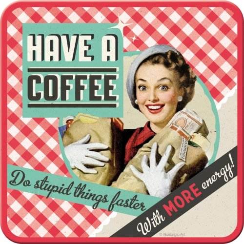 coaster-set-of-5-10-say-it-50-s-have-a-coffee-5-items