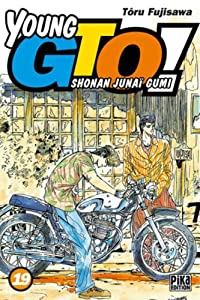 Young GTO Edition simple Tome 19