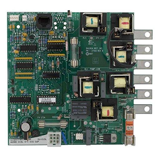 Balboa 51491 Dimension Eine D1SL Duplex Digital Platine mit Telefonstecker