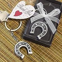 Lucky Horseshoe Key Chain Favors, 144 by Fashioncraft preisvergleich bei billige-tabletten.eu