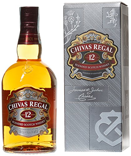 Chivas Regal Scotch Whisky 12 Jahre - 0,7 Liter