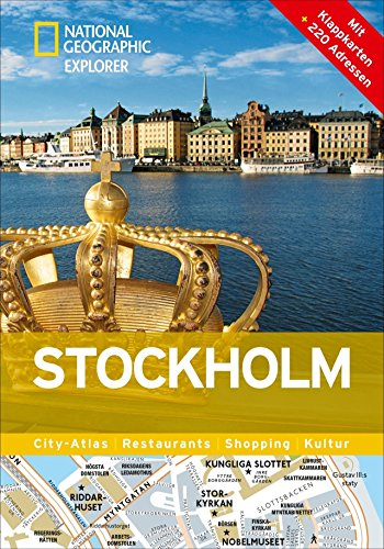 National Geographic Explorer Stockholm: Alle Infos bei Amazon